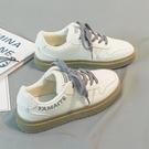 小白鞋子女夏季薄款2021年新款爆款百搭休闲平底春秋款板鞋ins潮
