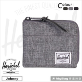 Herschel 皮夾 Johnny  經典拉鍊零錢包  任選 (新款) 得意時袋