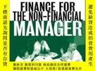 二手書博民逛書店Finance罕見For Non-financial ManagersY256260 Gene Sicilia