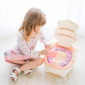 加大號兒童馬桶坐便器女男寶寶小孩馬桶圈嬰兒幼兒便盆尿盆座便器   igo  琉璃美衣