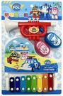 波力玩具系列-POLI開心樂器組←救援小英雄 益智 遊戲 玩具 禮物 贈品 樂器 喇叭 敲琴 砂鈴