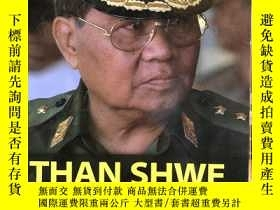 二手書博民逛書店Than罕見Shwe: Unmasking Burma s TyrantY397021 Benedict Ro