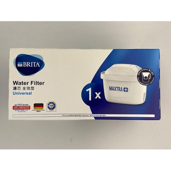 [特賣檔期 4周用濾心 裸裝無盒] BRITA MAXTRA PLUS 濾芯 1入 (和原來Maxtra 濾心相容)