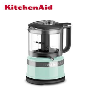 KitchenAid迷你食物調理機 新 蘇打藍