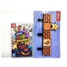 任天堂 Switch NS 超級瑪利歐 3D 世界 + 狂怒世界 中文版 +磁鐵