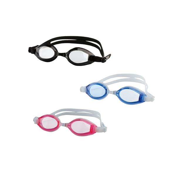 泳鏡 成功SUCCESS S622 塑鋼平面光學泳鏡 - 藍【文具e指通】量販.團購+