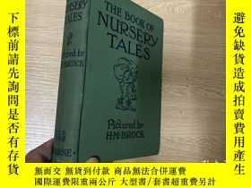 二手書博民逛書店The罕見Book of Nursery Tales 兒童故事書