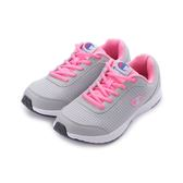 CHAMPION DOTTED RUN 休閒跑鞋 淺灰粉 73-1120126 女鞋 鞋全家福