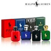 Ralph Lauren The World of POLO 馬球小香禮盒4件組 15ML*4 航空版【SP嚴選家】