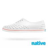 native JERICHO 女鞋 修身鞋 晴雨鞋 一線霓虹橘 - 8631