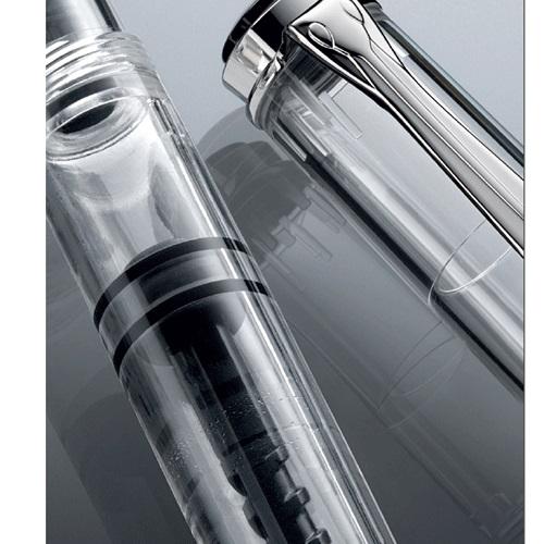 德國 PELIKAN 百利金 CLASSIC M205 DEMONSTRATOR 透明示範 鋼筆