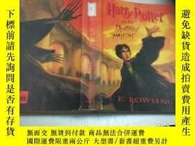 二手書博民逛書店Harry罕見Potter and the deathly ho