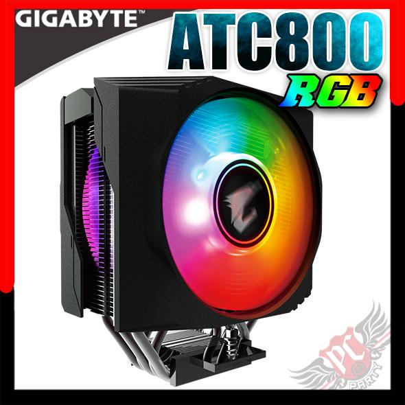[ PC PARTY  ]   技嘉 GIGABYTE ATC800 塔型散熱器
