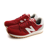 NEW BALANCE 520系列 復古鞋 運動鞋 透氣 舒適 麂皮 網布 紅色 男鞋 U520AH no279