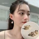 耳扣-精緻水鑽耳骨無耳洞可調節耳扣 (SRA0162) AngelNaNa