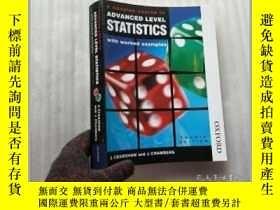 二手書博民逛書店A罕見Concise Course in Advanced Level StatisticsY18910 J.