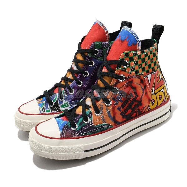 Converse x Joe Freshgoods Chuck 70 1970 彩色 男鞋 女鞋 塗鴉設計 聯名款【ACS】 170646C