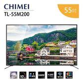 ↘ 限量優惠促銷 CHIMEI 奇美 55吋 TL-55M200 4K HDR 聯網液晶顯示器  贈視訊盒 台灣公司貨 含運費無安裝