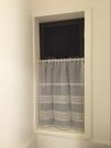 可愛時尚蕾絲門簾12 廚房半簾 咖啡簾 窗幔簾 穿杆簾 (150cm寬*50cm高) 風水簾