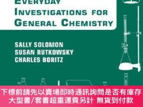 二手書博民逛書店預訂Everyday罕見Investigations For General Chemistry, 1EY49