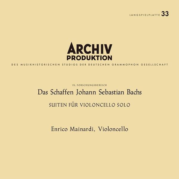 【停看聽音響唱片】【黑膠LP】巴哈:六首無伴奏大提琴組曲 / 麥納迪(大提琴 ) (180g 4LP)