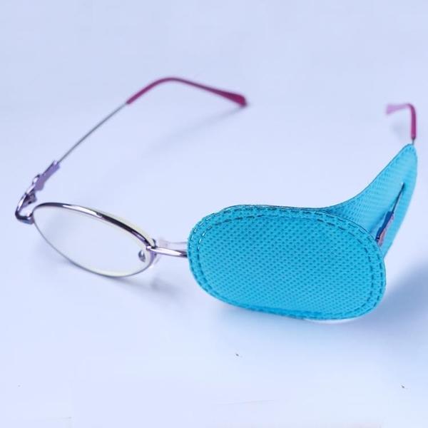兒童弱視斜視遮蓋單眼罩弱視單眼罩 星際小舖