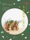 (二手書)多肉植物小星球:45種懶人植物 ×日常照護 × DIY手作療癒系盆栽