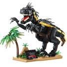 積木暴虐迅猛龍恐龍拼裝模型 益智玩具 兒童玩具兒童禮物 早教玩具 兼容樂高男孩積木玩具