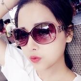 太陽鏡 墨鏡女士墨鏡新款個性街拍韓版潮復古原宿風圓臉ulzzang太陽眼鏡  降價兩天