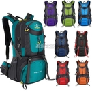 男女登山包戶外包雙肩包旅行包60升超大容量防水爬山包休