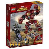 樂高積木 LEGO《 LT76104 》SUPER HEROES 超級英雄系列 - 浩克毀滅者裝甲 ╭★ JOYBUS玩具百貨