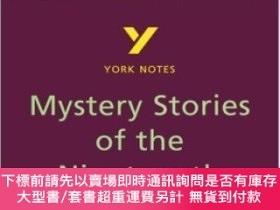 二手書博民逛書店Mystery罕見Stories Of The Nineteenth CenturyY255174 Lythe