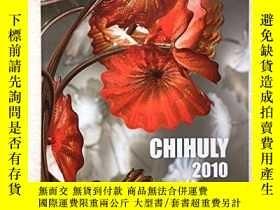 二手書博民逛書店Dale罕見Chihuly: 2010-戴爾·奇胡利:2010年Y436638 Chihuly, Dale P