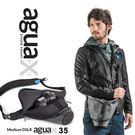 【EC數位】MIGGO Agua 35 多功能PRO防水相機側背包[中階單眼相機和高倍變焦類單專用] - 黑與藍