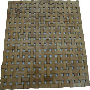 交織碳化麻將坐墊45x45cm