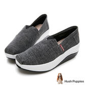 Hush Puppies Cormorant 直套式懶人鞋-黑