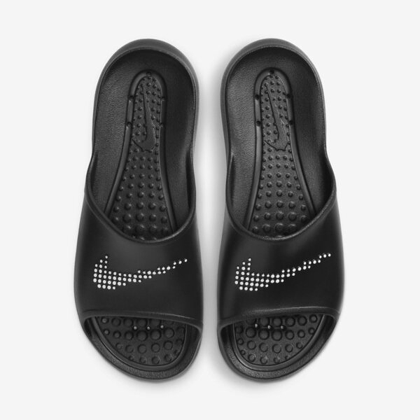 Nike Victori One Shower Slide [CZ5478-001] 男鞋 運動 涼鞋 拖鞋 游泳 黑