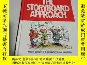 二手書博民逛書店THE罕見STORYBOARD APPROACH(外文)Y200