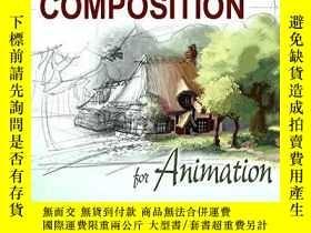 二手書博民逛書店Layout罕見And Composition For AnimationY256260 Ed Ghertne