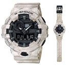 CASIO 卡西歐 G-SHOCK系列腕錶 GA-700WM-5A 大理石