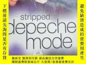二手書博民逛書店stripped罕見depechemodeY241605