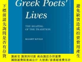 二手書博民逛書店Early罕見Greek Poets LivesY255562 Kivilo, Maarit Brill 出