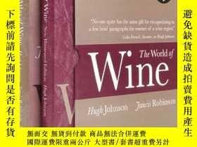 二手書博民逛書店The罕見World Of Wine (mitchell Beazley Drink)Y255562 Hugh