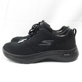 Skechers GO WALK ARCH FIT 女款 健走鞋 124403BBK 全黑【iSport愛運動】