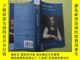 二手書博民逛書店外文原版:HARD罕見TIMES Charles Dickens