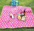 野餐墊戶外防潮墊 野炊墊子 沙灘墊野餐墊 野外墊防水墊 情侶墊 LH3387【3C環球數位館】