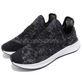 【六折特賣】Puma 休閒慢跑鞋 AVID EvoKnit Mosaic 黑 白 雪花 襪套 男鞋 女鞋 運動鞋 【ACS】 36660102
