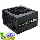 [美國直購 ]  手錶 Corsair Builder Series CX V2 430-Watt 80 Plus Certified Power Supply Compatible  - CMPSU-430CXV2 $2061
