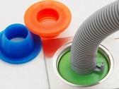 水管防臭矽膠密封圈 防蟲 廁所 浴室 洗衣機 廚房水槽密封塞  隨機出貨【BD250】《約翰家庭百貨