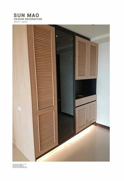 系統家具/台中系統家具價格/台中系統家具工廠/台中室內設計傢俱/高收納櫃SM-A0028